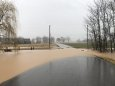 На південному сході США після проливних дощів почалася повінь