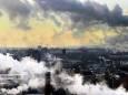 Уровень загрязнения воздуха в Киеве несколько повысился