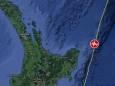 Можливе цунамі! Біля Нової Зеландії стався потужний землетрус
