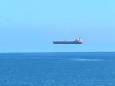 У берегов Великобритании замечен редкий мираж «летучего корабля»