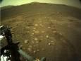 Марсоход Perseverance совершил первое путешествие по поверхности Красной планеты
