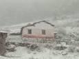 Індію накрили березневі снігопади