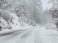 Шторм приніс рясні снігопади в гори південній Каліфорнії