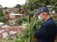 Проливний дощ викликав повінь і смертельний зсув в Колумбії