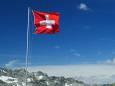 Сильные ветры в Швейцарии