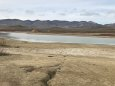 Озеро Бугаз в Крыму вскоре может полностью высохнуть