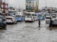 Сильные ливни вызвали смертельные наводнения в Анголе