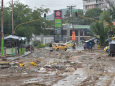 На південному заході Колумбії в результаті повеней і зсувів зруйновано 8 будинків