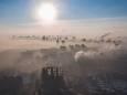 Состояние воздуха в Киеве не улучшилось