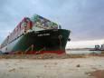 Суэцкий канал открыт для судоходства, но последствия инцидента будут ощущаться месяцами
