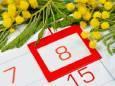 8 марта: история праздника