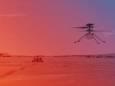 Марсіанський дрон здійснив перший керований політ на Червоній планеті