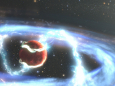 Телескоп Хаббла наблюдает, как растет гигантская планета