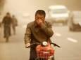 Нова піщана буря досягла Пекіна