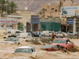 ВИДЕО. Мощное наводнение в Омане