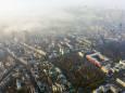 Стан повітря в Києві практично не змінився