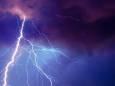 В Днепропетровской области молния поразила двух человек