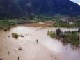 У Канаді оголошено евакуацію після підйому річок у Британській Колумбії