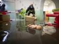 В Риме произошло наводнение после шторма