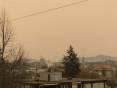 Європу засипало радіоактивним піском з Сахари