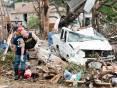 Разрушительный смерч: на юге США начался сезон торнадо