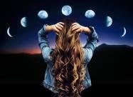 Księżyc kalendarz włosów na maj 2020