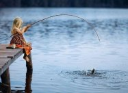 Wędkarski Kalendarz Brań ryb na czerwiec 2020