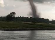 По Хмельницкой области пронесся торнадо