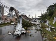 Ураган в Бразилии оставил без света 1,5 млн жителей