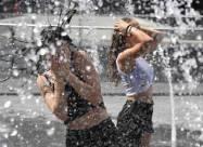 Итоги июня в Киеве: было жарко, но сухо!