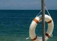 В Одесской области ветер уносил людей в открытое море