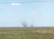 Возле украинского курорта пронеслись два смерча
