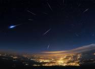 Как наблюдать за метеорным потоком Персеиды в середине августа