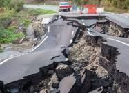 ВИДЕО. Мощные землетрясения, снятые на камеру. Часть 2