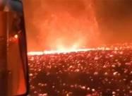 Адская Калифорния: уникальный огненный смерч засняли на видео