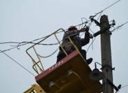 На Чернігівщині через негоду без світла залишилися 17 населених пунктів