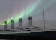 Северное сияние могло способствовать гибели «Титаника»