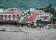 Грецию накрыл мощный циклон