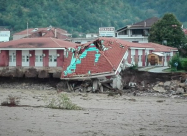 Грецію накрив потужний циклон