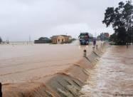ВІДЕО. Потужна повінь у В'єтнамі в жовтні 2020 року