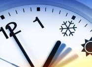 25 октября Украина переходит на зимнее время
