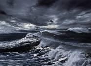 ВИДЕО. Самые мощные штормы в океане и море, снятые на камеру