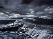 ВІДЕО. Найпотужніші шторми в океані і морі, зняті на камеру