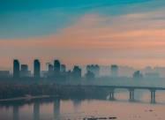 Київ опинився в топ-10 міст світу з найбруднішим повітрям