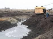 В Украине начали восстанавливать русла малых рек