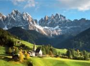 Альпи досі стрімко ростуть