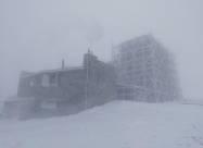 Высокогорье Карпат засыпало снегом, температура опустилась до минус 10 градусов