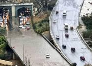 У Лівані після проливних дощів дороги пішли під воду