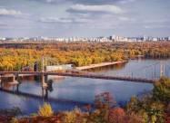 Нынешняя осень в Киеве стала самой теплой за историю наблюдений