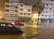 ВІДЕО. Сильна повінь у Касабланці